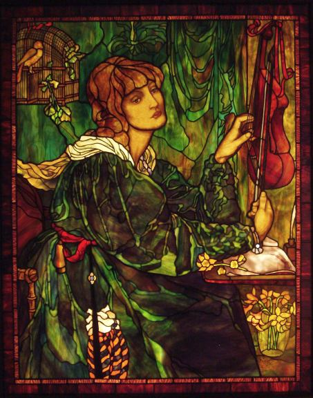 Rossetti Window