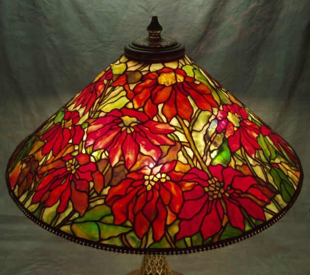28″ Poinsettia Completed
