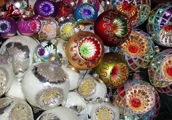 christmas ornaments - Old Christmas Decorations