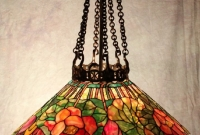 30″ Lotus Blossom Chandelier
