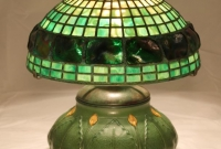 12″ Turtleback Lamp