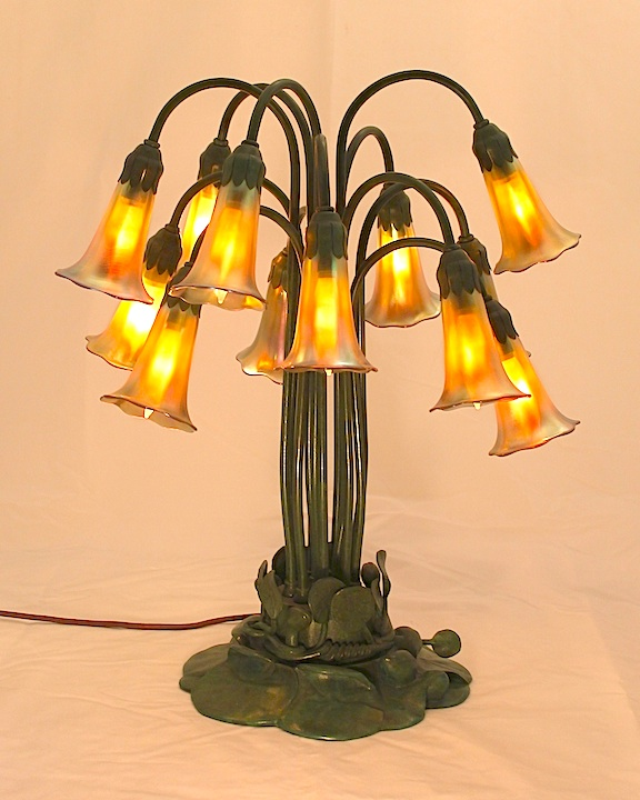 Lily Lamps On