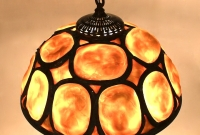 20″ Turtleback Chandelier