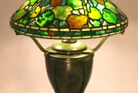 Lamp of the Week: 16″ Geranium on Greek Urn Base