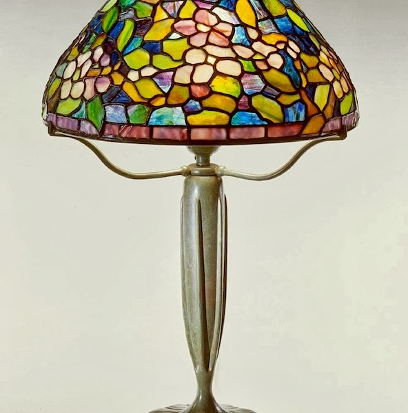 Lamp of the Week: 12″ Apple Blossom