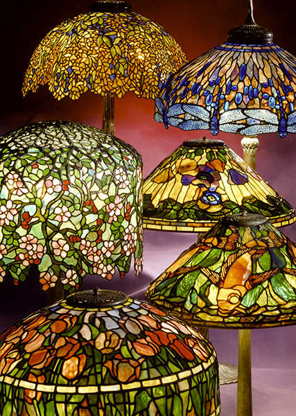 Tiffany Lamp Shades Patterns Home Decor