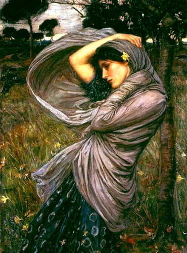 Original Painting by Waterhouse