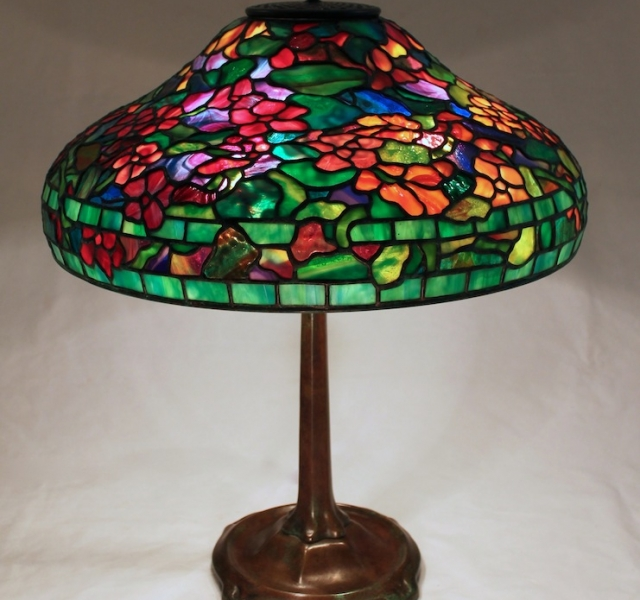 Lamp of the Week: 18″ Nasturtium