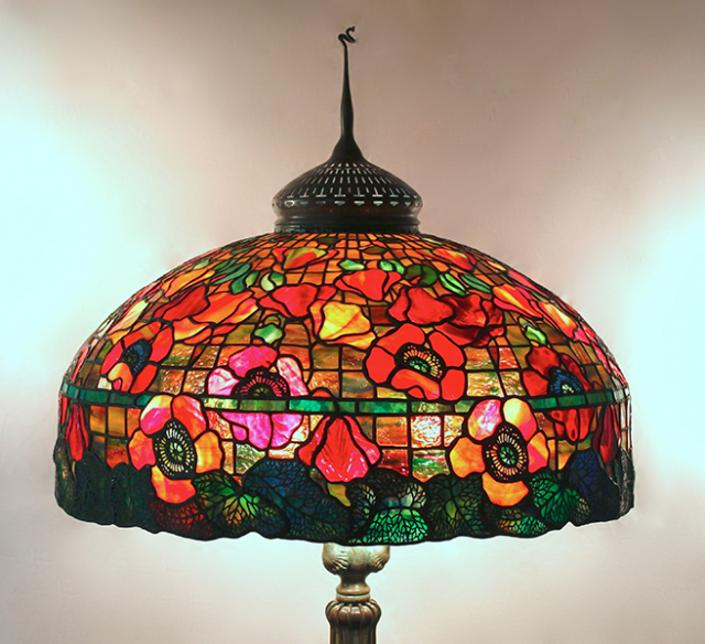 Lamp of the Week: 24″ Poppy