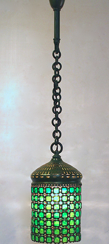 Chain Mail Lantern - Minimum Length 20""