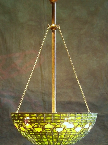 Chandelier - 3 Chain Fixture - Length Varies - For Shades Under 20""