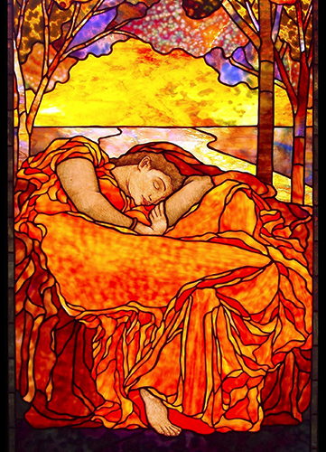 Flaming June - Created in 2002
