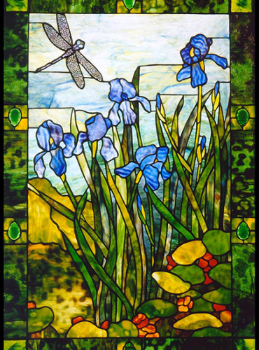 Summer Iris - Created in 1993