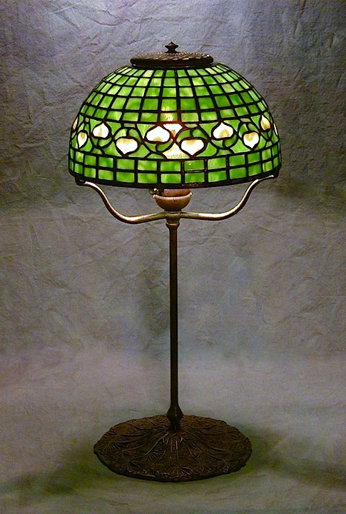Lamp of the Week: 10″ Acorn