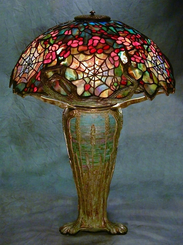 Lamp of the Week: 18″ Cobweb