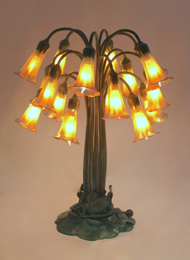 Lamp Of The Week 18 Light Lily Table Lamp