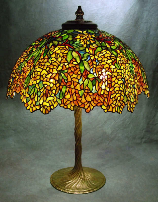 Lamp of the Week: 22″ Laburnum