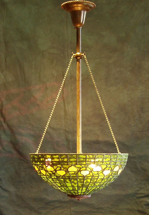 Lamp of the Week: 16″ Acorn Chandelier
