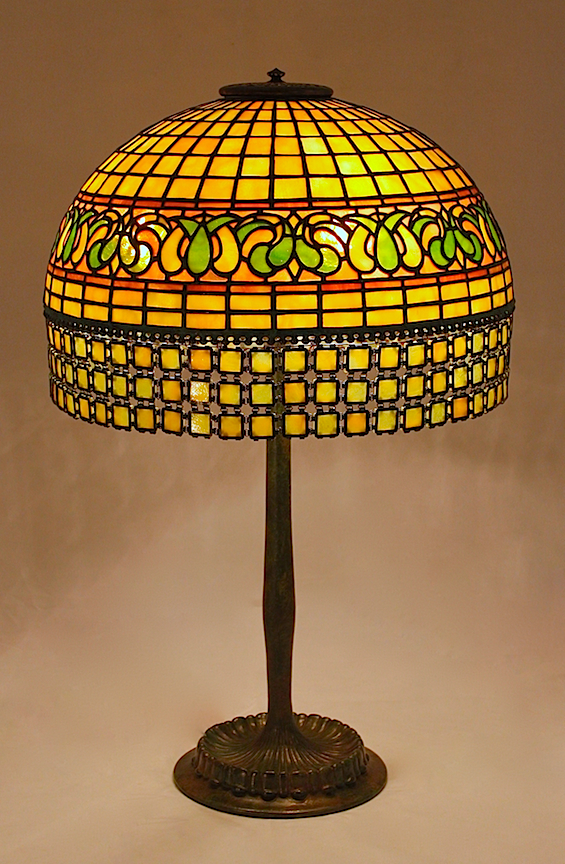 Lamp of the Week: 16″ Persian with Chain Mail