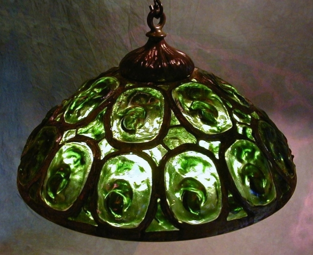 Lamp of the Week: 26″ Turtleback Chandelier