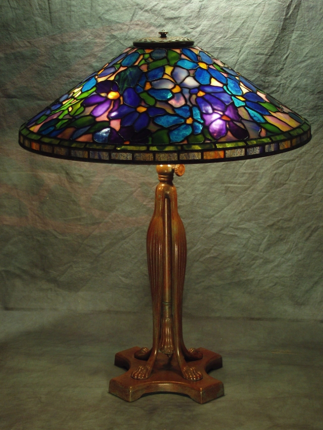 Lamp of the Week: 18: Clematis