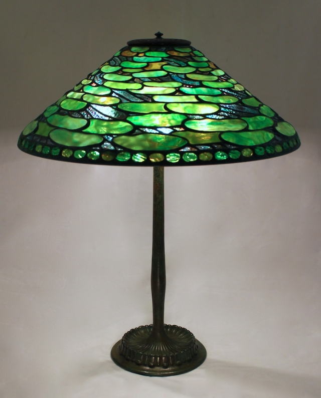 Lamp of the Week: 20″ Lily Pad