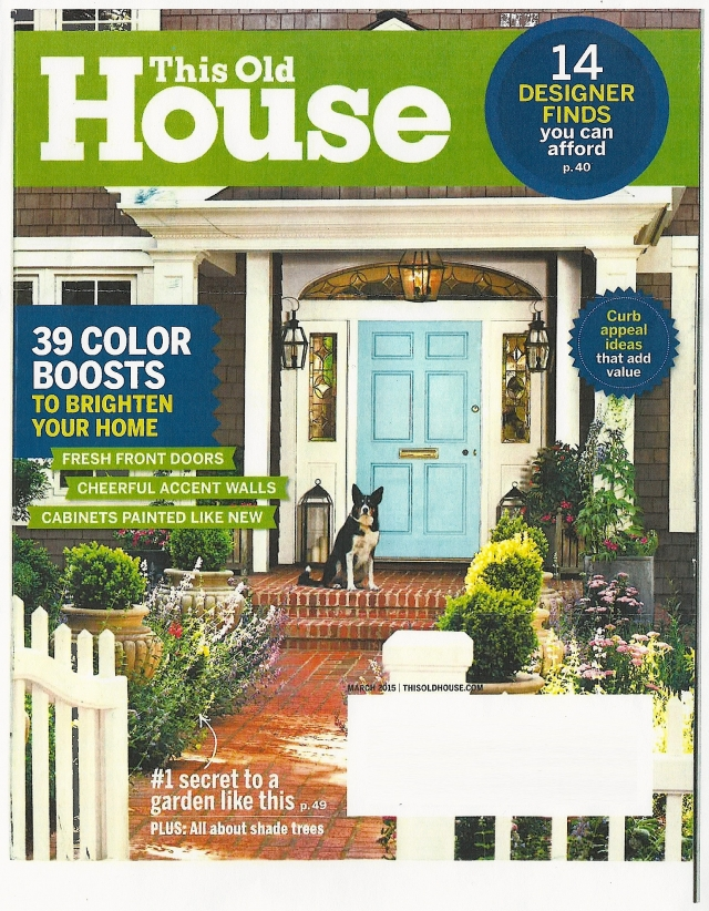 Century Studios in This Old House Magazine