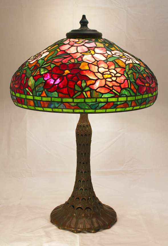 Lamp of the Week: 22″ Peony