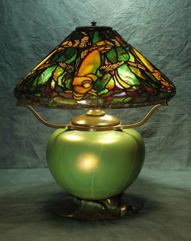 Lamp of the Week: 16″ Fish