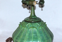 Artichoke Lamp Base