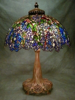 Lamp of the Week: 22″ Wisteria