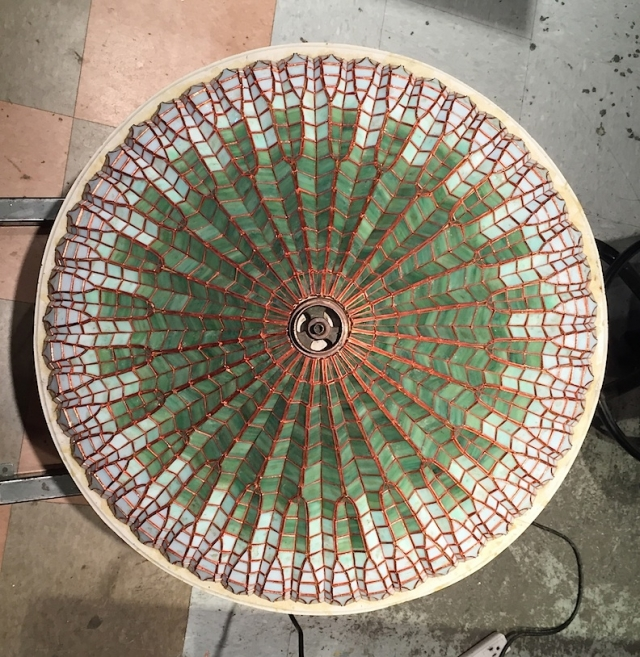 25″ Mandarin Lotus: Part 1
