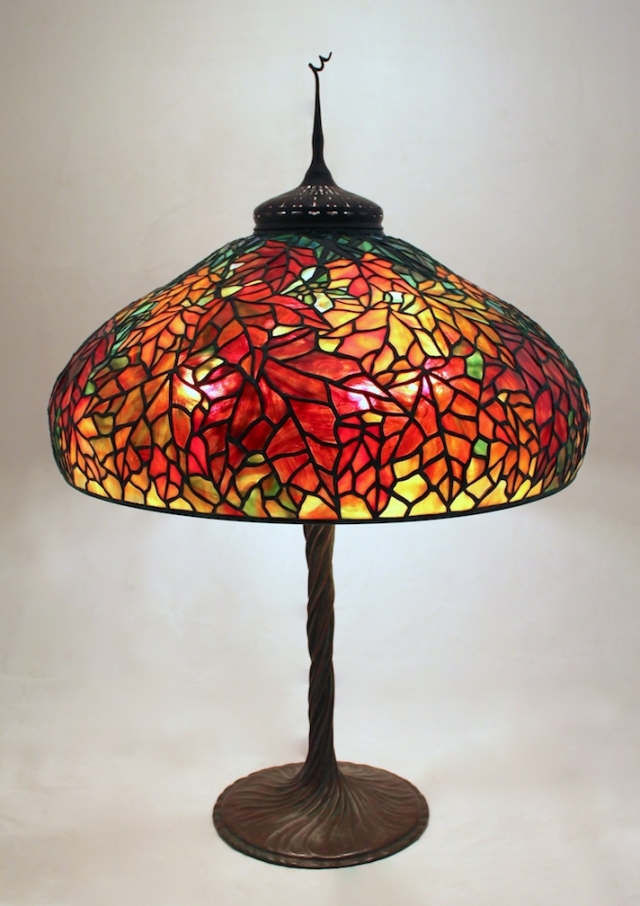Lamp of the Week: 22: Maple Leaf