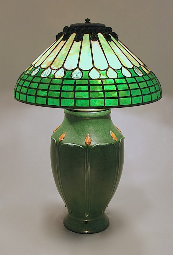 Lamp of the Week: 16″ Jeweled Feather