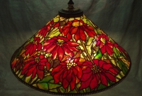 Lamp of the Week: 28″ Poinsettia