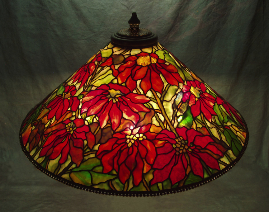 Lamp Of The Week 28 Quot Poinsettia