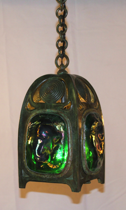 Lamp of the Week: Turtleback Lantern