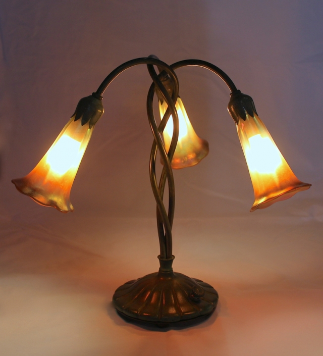 Two Accent Lamps