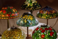 Group of 14″ Lamps