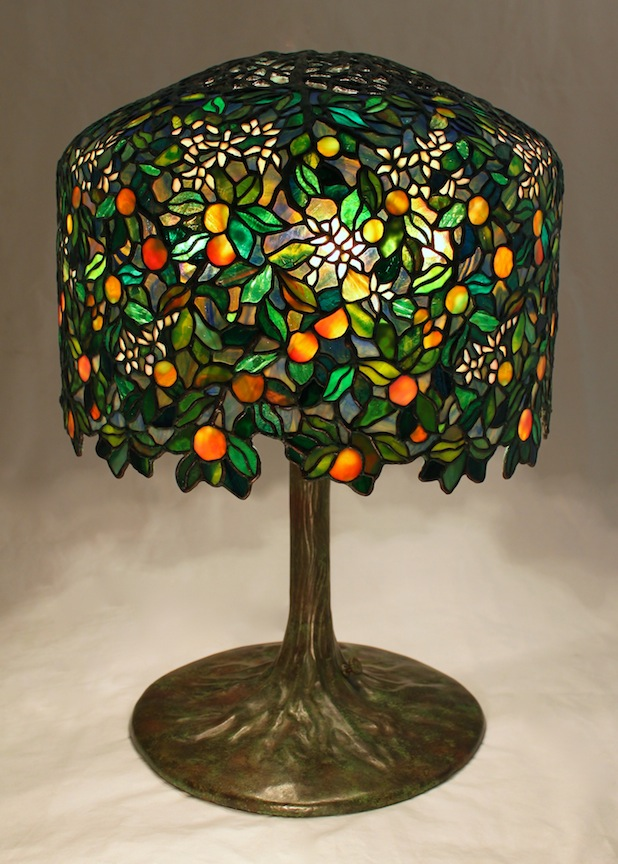 Lamp of the Week: Calamondin Orange Tree