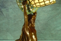 Lamp of the Week: Mermaid w/Nautilus