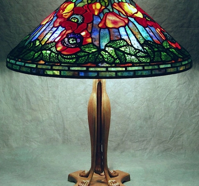 Lamp of the Week: 20″ Poppy