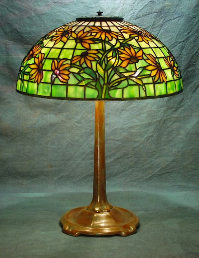 Lamp of the Week: 16″ Black Eyed Susan