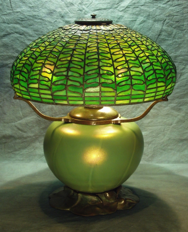 Lamp of the Week: 16″ Fern