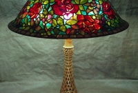 Lamp of the Week: 25″ Rose Bush