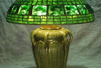 Lamp of the Week: 20″ Turtleback Dome