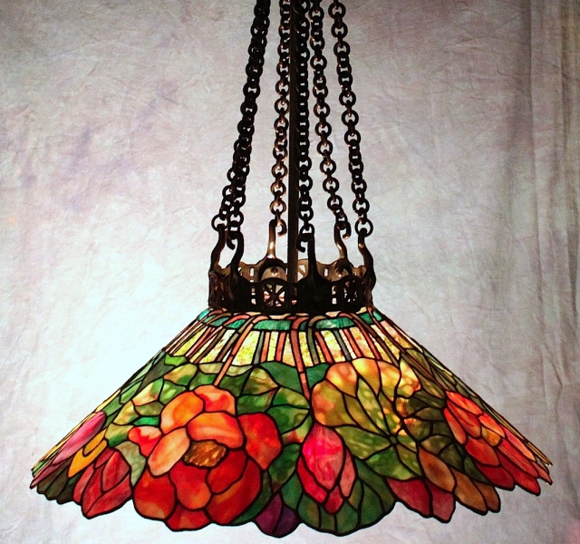 Lamp of the Week: 30″ Lotus Blossom Chandelier