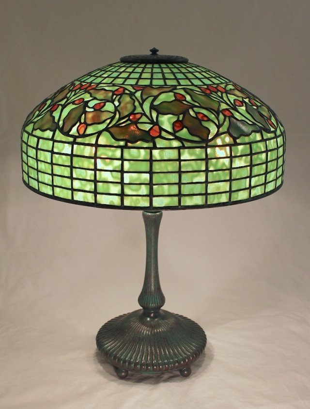 Lamp of the Week: 18″ Oak Leaf