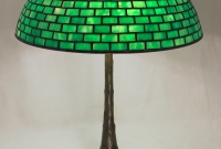 Lamp of the Week: 18″ Geometric Brickwork