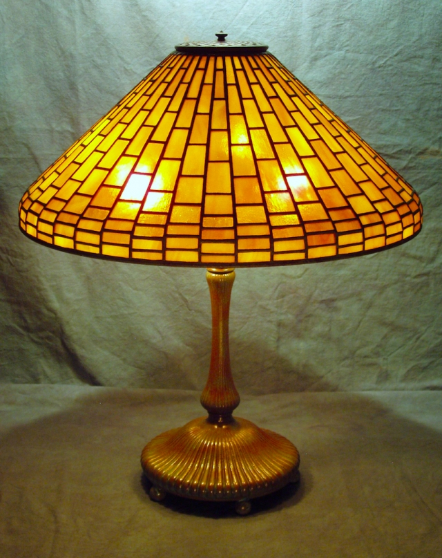 Lamp of the Week: 20″ Geometric Cone